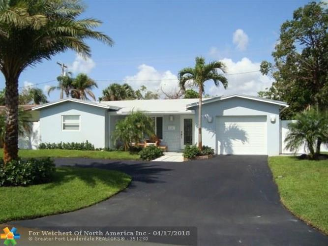 4321 NE 13TH AV, Oakland Park, FL 33334
