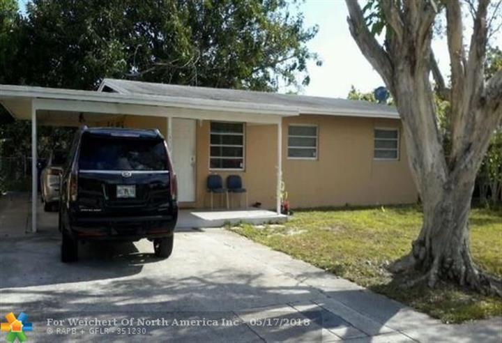 1635 NW 15th Ter, Fort Lauderdale, FL 33311