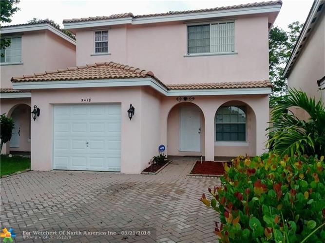 5418 NW 94th Ter., Sunrise, FL 33351