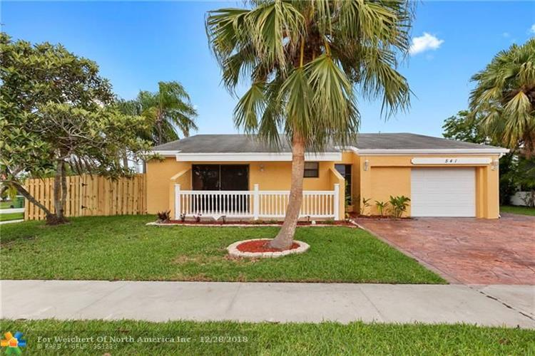 541 SW 168th Ave, Weston, FL 33326 - Image 1
