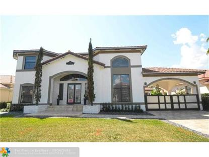 19340 SW 24th St  Miramar, FL MLS# F10001748