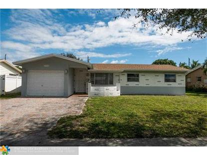 1715 N 43rd Ave  Hollywood, FL MLS# F10002237