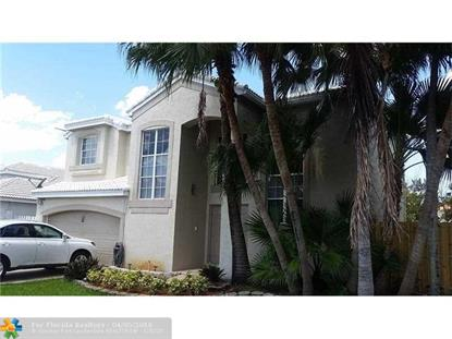 10181 SW 9th Ln  Pembroke Pines, FL MLS# F10005209