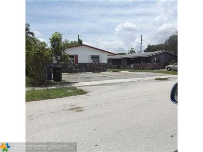 1716 SW 11th St  Fort Lauderdale, FL MLS# F10005380
