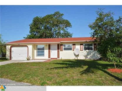 181 SW 78th Ave  Margate, FL MLS# F10013926