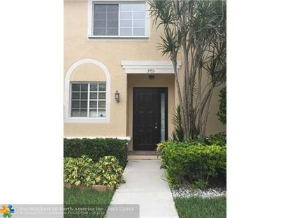 5753 NW 48th Ave # 5753 Coconut Creek, FL MLS# F10026460