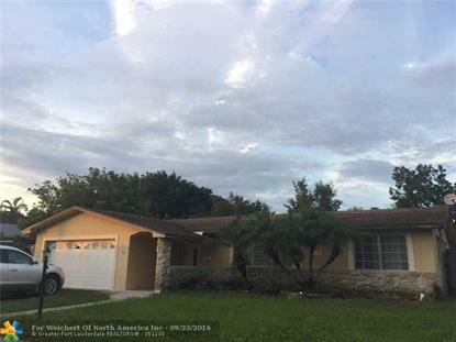 3721 NW 11th St  Coconut Creek, FL MLS# F10031803