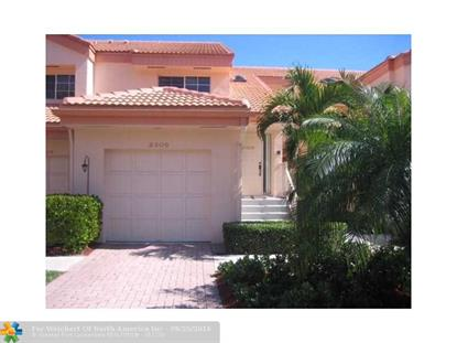 17274 Boca Club Blvd  Boca Raton, FL MLS# F10032469