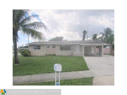 940 NE 50th Ct Deerfield Beach, FL MLS# F10034148