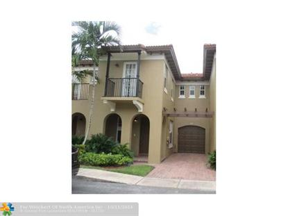 6853 Julia Gardens Dr # 6853 Coconut Creek, FL MLS# F10034521