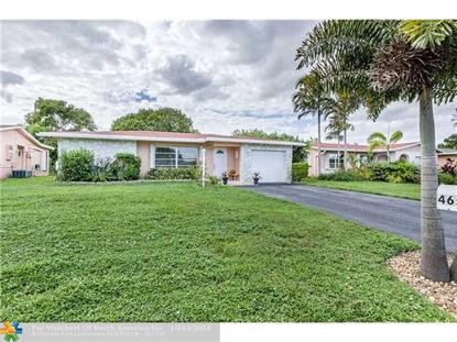4651 NW 13th Ave Deerfield Beach, FL MLS# F10034686