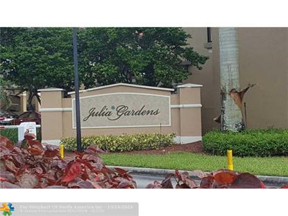 6973 Julia Gardens Dr # 1 Coconut Creek, FL MLS# F10035156
