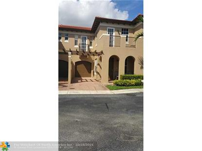 6981 Julia Gardens Dr # 6981 Coconut Creek, FL MLS# F10035568