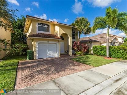 609 Turtle Run  Weston, FL MLS# F10039377