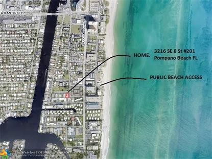 3216 SE 8th St  Pompano Beach, FL MLS# F10045887