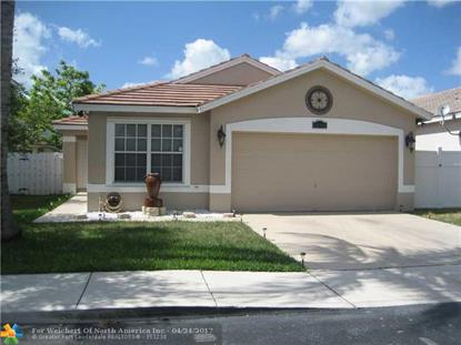 16215 NW 19th St Pembroke Pines, FL MLS# F10048948