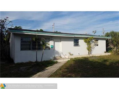 3533 SW 16th Ct  Fort Lauderdale, FL MLS# F10050449