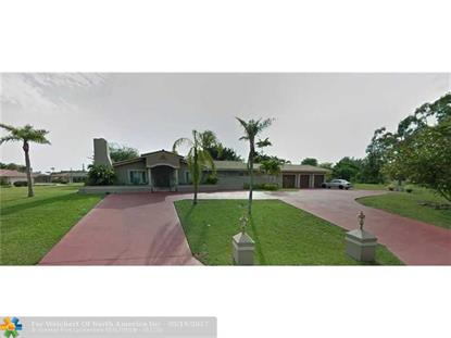 9901 NW 39th Ct Coral Springs, FL MLS# F10053998