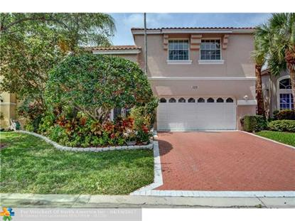 5235 NW 106th Dr  Coral Springs, FL MLS# F10061967
