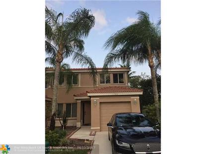 1766 SW 110th Ter # 1766 Davie, FL MLS# F10062838