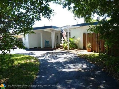 3780 NW 5th Ave  Oakland Park, FL MLS# F10063600