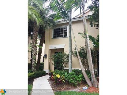 5798 NW 48th Ave # 5798 Coconut Creek, FL MLS# F10065328