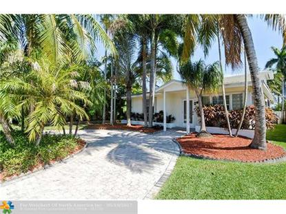 1005 N Northlake Dr  Hollywood, FL MLS# F10066682