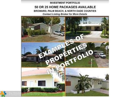 4771 SW 43RD AVE  Dania Beach, FL MLS# F10067940