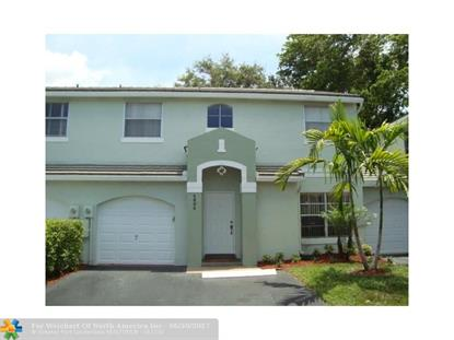 4804 GRAPEVINE WY # 0 Davie, FL MLS# F10068656
