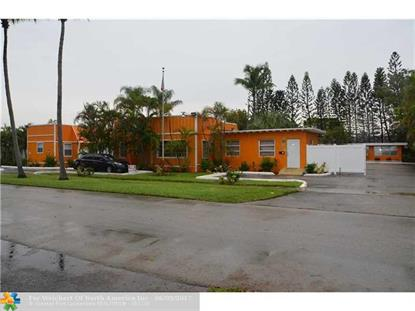 1731 Roosevelt Street  Hollywood, FL MLS# F10069422