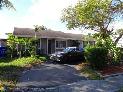 803 SW 79th Ave  North Lauderdale, FL MLS# F10070086