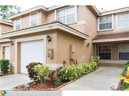 10180 S ROYAL PALM BL  Coral Springs, FL MLS# F10073485