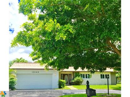 10143 SW 51st St  Cooper City, FL MLS# F10077348