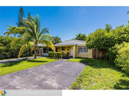 3030 NE 13th Ave  Oakland Park, FL MLS# F10078709