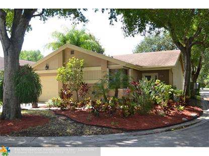 4436 Cordia Cir  Coconut Creek, FL MLS# F10081603