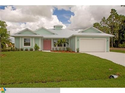 5855 NW Culebra Ave  Fort Pierce, FL MLS# F10083782