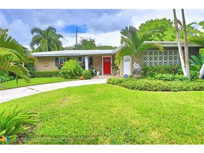 5951 NE 22nd Ter  Fort Lauderdale, FL MLS# F10084037