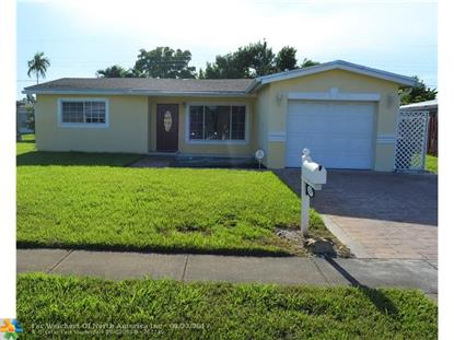 3297 NW 35th Way  Lauderdale Lakes, FL MLS# F10084479