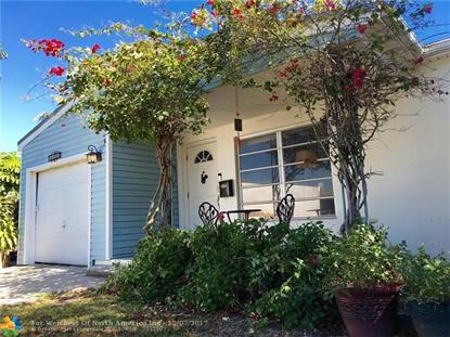 5400 NE 4th Ter  Oakland Park, FL MLS# F10085676