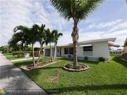 6000 NW 67th Ter  Tamarac, FL MLS# F10086067