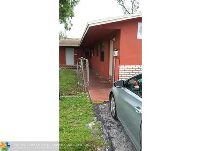 1538 NW 52nd Ave  Lauderhill, FL MLS# F10087870