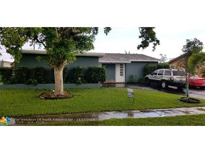 10641 NW 28TH MNR  Sunrise, FL MLS# F10088509