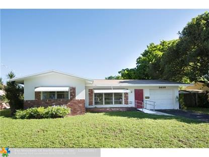 3630 NW 17th Ter  Oakland Park, FL MLS# F10091003