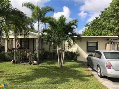 1010 N 62nd Ave  Hollywood, FL MLS# F10093405