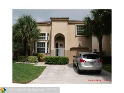 1281 NW 106th Ter  Plantation, FL MLS# F10095002