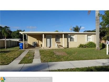 1571 NE 47th St  Pompano Beach, FL MLS# F10096799