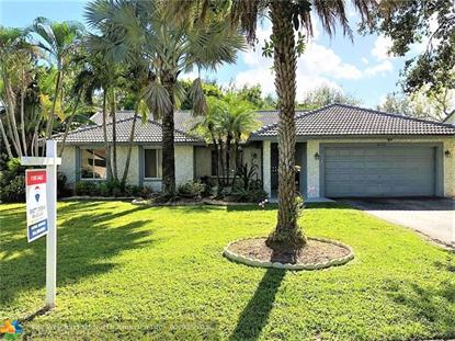 8872 NW 56th St  Coral Springs, FL MLS# F10097817