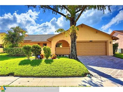 7482 NW 48th Pl  Lauderhill, FL MLS# F10099479