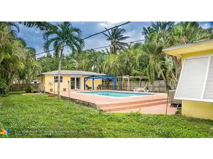 2464 Madison St  Hollywood, FL MLS# F10103575