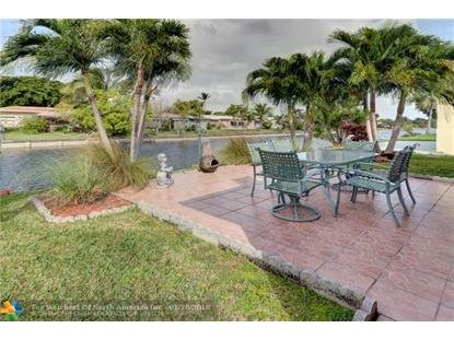 4509 NW 49th Dr  Tamarac, FL MLS# F10104935